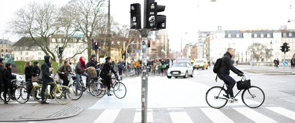 Flest alvorlige cykelulykker sker i kryds