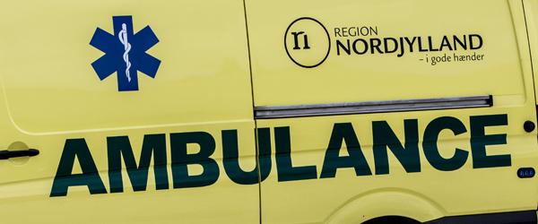 En dræbt i ulykke ved Hulsig