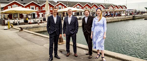 Advokatfirmaet Andersen Partners åbner kontor på havnen i Skagen