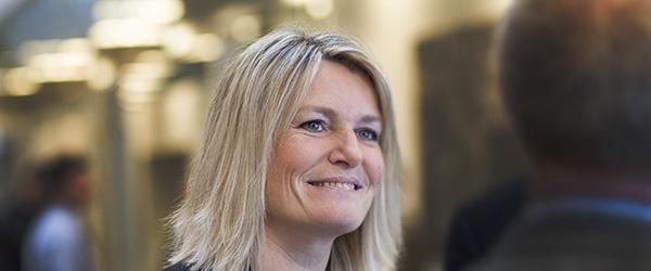 Birgit Stenbak Hansen socialdemokratisk spidskandidat