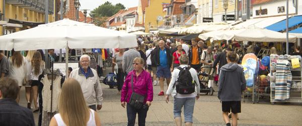Privat-offentlige samarbejder skal skabe mere liv i bymidterne