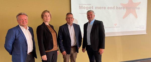 Stor vilje til samarbejde om turismen i Frederikshavn Kommune
