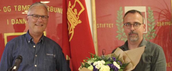 Skagbo ny formand for Dansk El Forbund Nordjylland