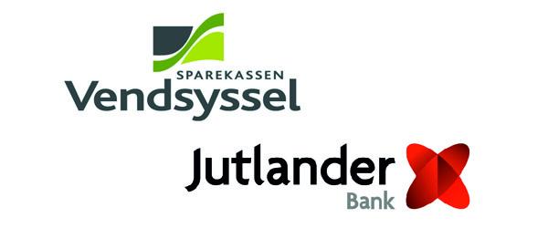 Jutlander Bank og Sparekassen Vendsyssel ønsker at fusionere