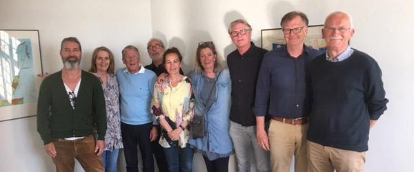 Foreningen Kappelborgs Venner har holdt generalforsamling