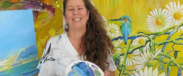 Kunstmaler og Sæbesyder gæster Skagen