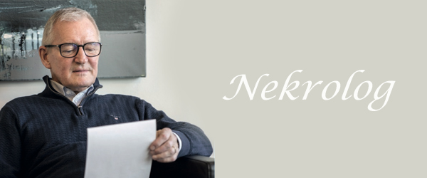 Nekrolog – Poul R. Poulsen