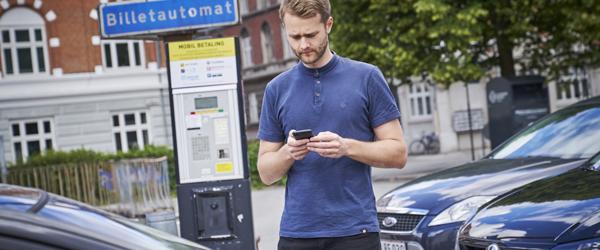 Skagen får ny digital parkeringstjeneste