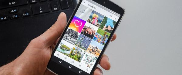 Sådan beskytter du dig mod svindel på Instagram