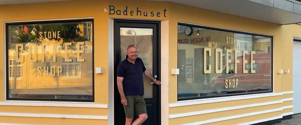 Ny kaffebar i Skagen