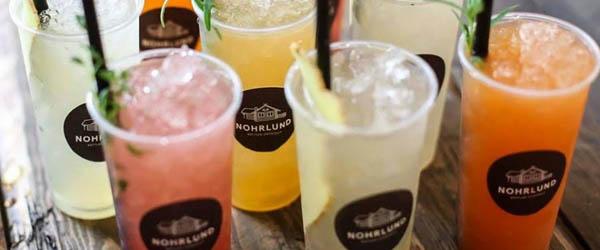 Bryghuset præsenterer drinks fra Nohrlund