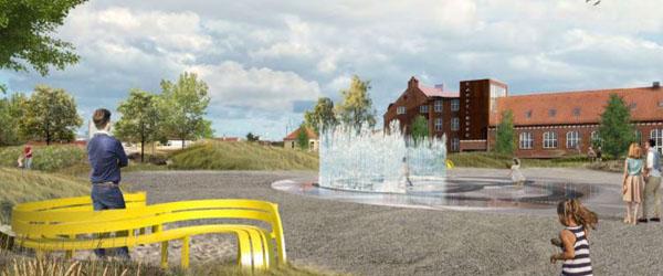 Fremtiden for et populært byrum præsenteres på Kappelborg