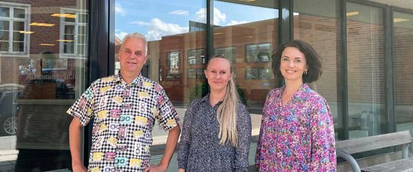 Nyt skoleår og nyt vejledningsteam på Frederikshavn Handelsskole