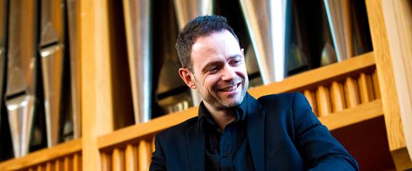 En af Danmarks førende rytmiske organister kommer til Skagen