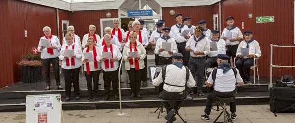 Viseklubben fejrer også Kappelborg!