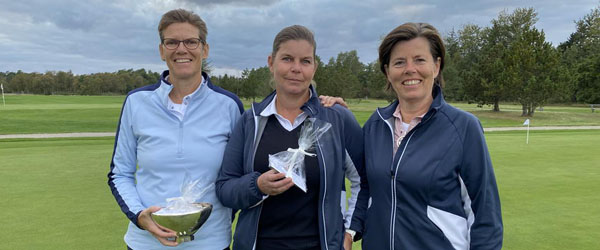 Golf: Klubmestre fundet