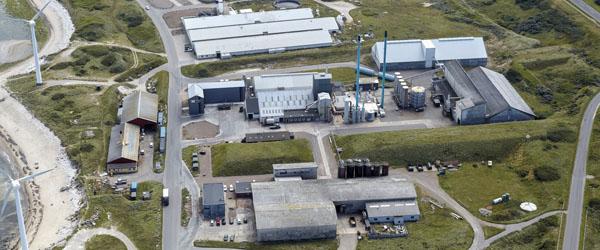 FF Skagen lukker fabrik i Hanstholm ….