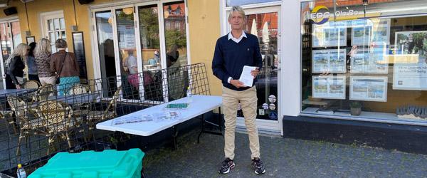 Rotary Skagen støtter op om ShelterBox