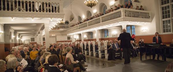 Julekoncerten er tilbage i Skagen Kirke