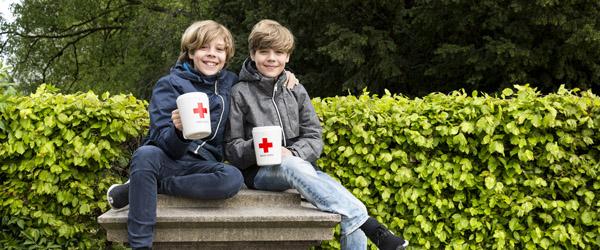 Røde Kors opfordrer Skagen til at samle ind ….