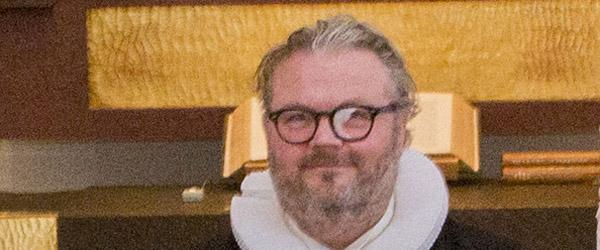 Forfatter Kristian Ditlev Jensen modtager Drachmannlegatet