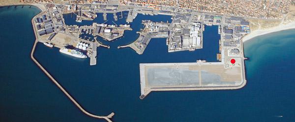 Cosmos Trawl bygger ny trawlterminal på Etape 3 på Skagen havn